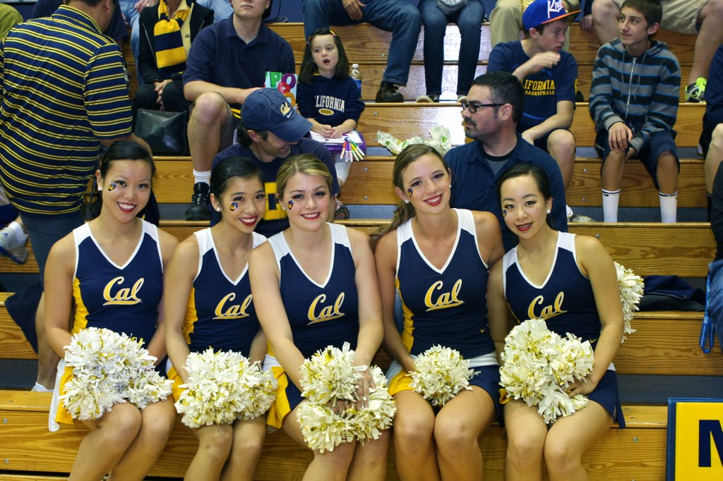 California Cheerleaders - Photos