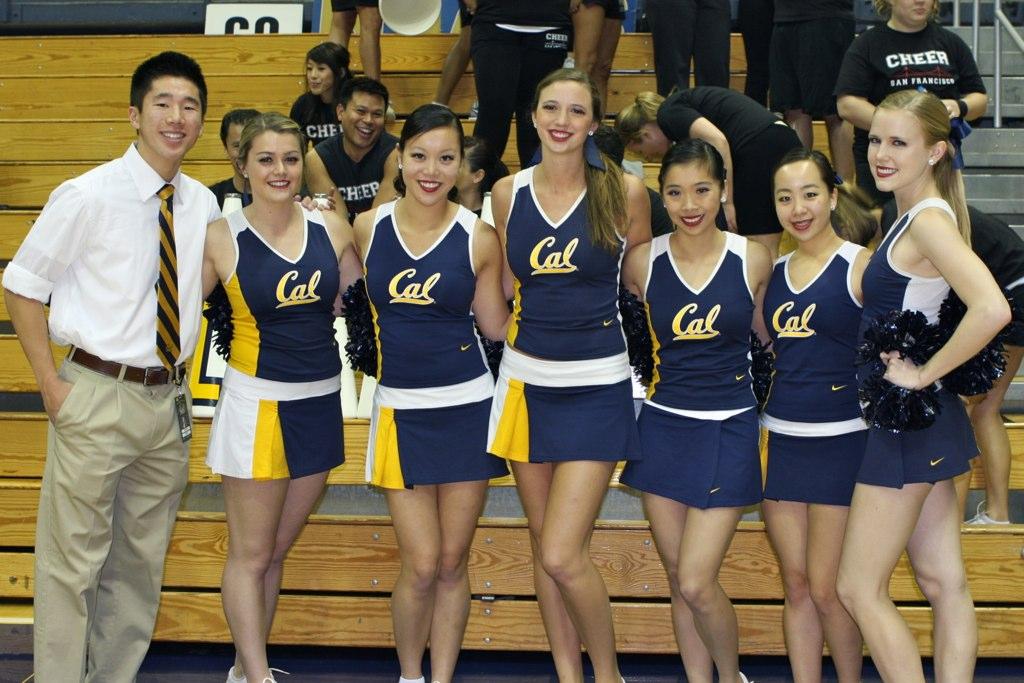 Cheerleaders catch a break in California - Business Insider